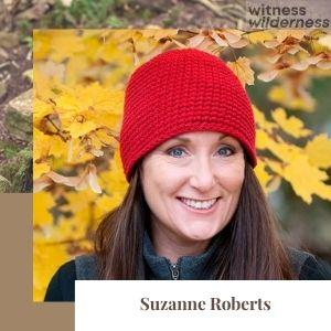 Suzanne Roberts writer