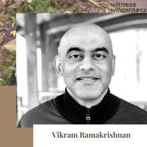 Vikram Ramakrishnan writer