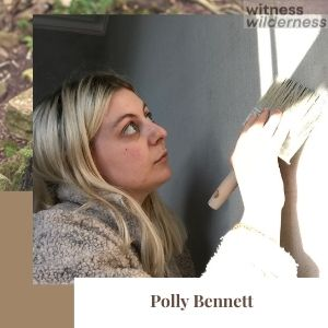 Artist Polly Bennett